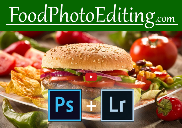 Food Photo Editing